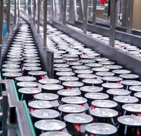 Challenges faced in beverage canning environment