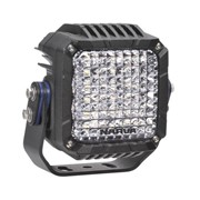 LED Light I Heavy-Duty Work Lamp Wide Flood Beam - 9000 Lumens