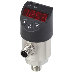 PSD-4 Electronic Pressure Switch with Display and IO-Link