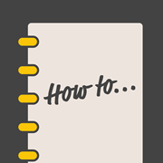 Writing a How-To Guide