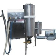 Carcass Cleaning System Steam-Hot Water-Vacum