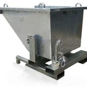 WRF Roll Over Tipping Bin | Optimum