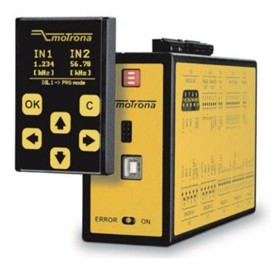 Motrona Safety Controller | DS260