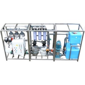 Industrial Water Purification Units