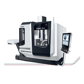 5 Axis CNC Machines I CMX 70 U