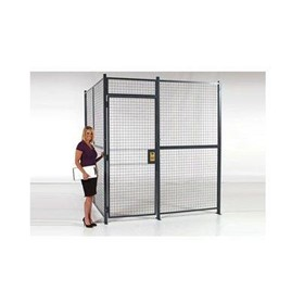 Wire Cages – Security Cage, Storage Cage and Partitions