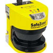 SafeZone Multizone Laser Scanner Head and I/O Module