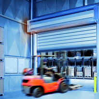 High Speed Efaflex Insulating doors