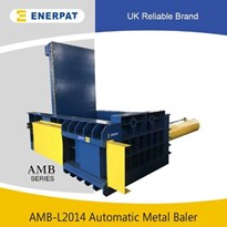 Commercial Automatic Waste Scrap Metal Baler for Aluminium Extrusion