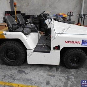 Used Tow Tractor 2500 KG | NISSAN QCD25-KM