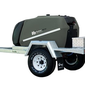 PantherPatrol Trailer 1100L | Single Axle Trailer | TTi -DRPX1100L