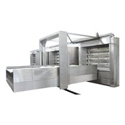 Automatic Deck Oven Loading and Unloading System