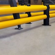 Micro Double-Rail iFlex Barrier