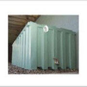 Water Storage Tanks - Box Tanks: Poly or Fibreglass