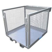Safety Work Cages | Order Picking Platform