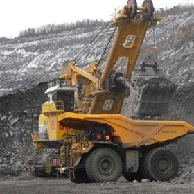 XP Lightweight Steel Dump Body for mining trucks