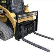 Skid Steer Fork Attachment 1500kg