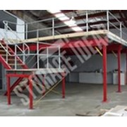 Mezzanine Floors and Racking | Raised Storage Area | Colby