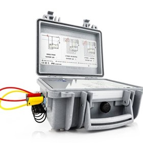 3 Phase Power Analyser with WiFi - HT PQA-820
