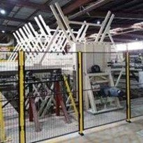Design, manufacture and installation of bespoke material handling equipment