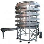 Conveyor Systems -Spiral Buffer Solution | AmbaFlex AccuVeyor® AVS