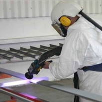 Metalspraying used to lower costs and engage growth in agriculture