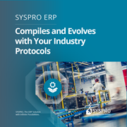 Electronics Manufacturing ERP Software