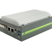 Industrial Rugged, Fanless Embedded Computer - POC-200