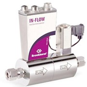 New Features for Industrial Gas Flow Meters