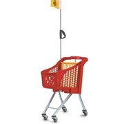 Tangolino Children's Shopping Basket Trolley