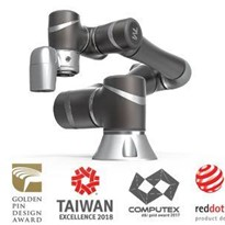 Collaborative Robot with Integrated Vision | TM Series