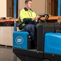 Short Term Hire Floor Cleaning Machines