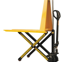 Manual High Lift Pallet Jack | 1000kg