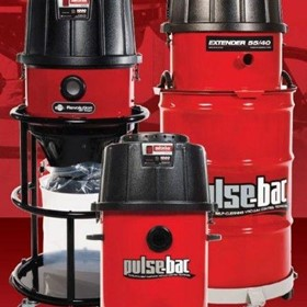 Vacuum Cleaners - Pulse-Bac Series