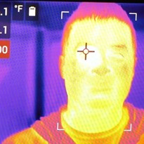 Thermal Imaging for Detecting Elevated Body Temperature
