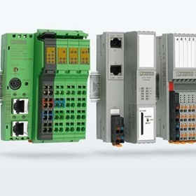 Programmable Logic Controllers | Modular Control Systems