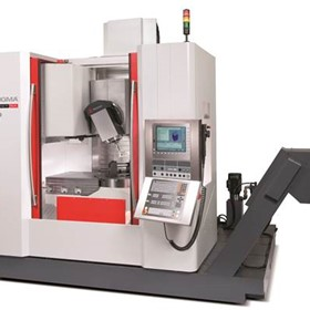 Italian 5 Axis Machining Centres | Sigma Compact Series
