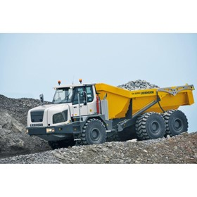 Articulated Dump Trucks | TA 230 Litronic