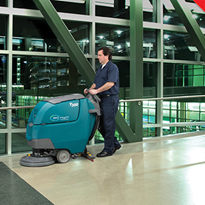 Innovative technology and unmatched versatility: The New Tennant T300
