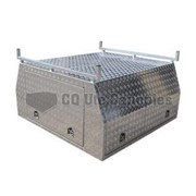 Ute Canopies | Single Cab – 2400 x 1800 x 1000mm