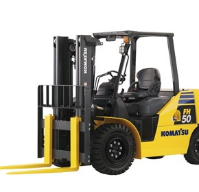 4 to 5 Tonne Capacity Hydrostatic Drive Forklift | Komatsu FH Series