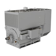 Medium / High Voltage Motors - Modular Motors