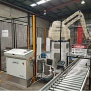 Fuji Robotic Palletizing