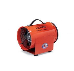 Allegro 20cm Metal AC COM-PAX-IAL Blower | Air Blowers