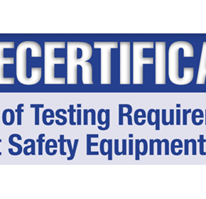 AS/NZS testing requirements for height safety equipment
