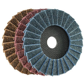 Fleece Flap Disc | TRIMFIX® Fleece Flap