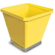 Multi-purpose poly bin