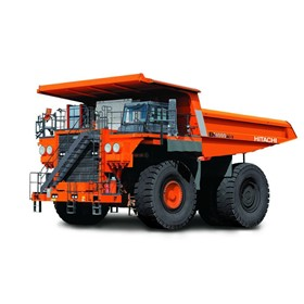 Rigid Dump Trucks | EH4000AC-3