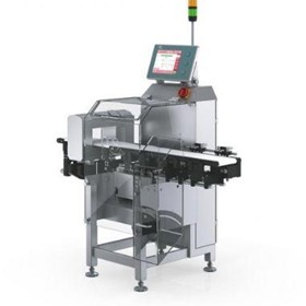 Combination Metal Detector & Checkweigher