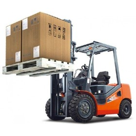 LPG Powered Forklift | H3